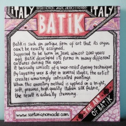 The Art of Batik